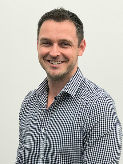 Jeremy Williamson - Sales Manager