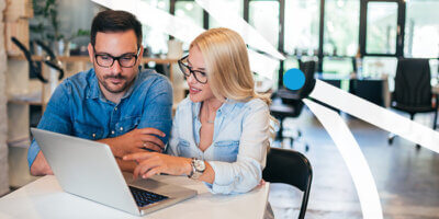 Business owners segmenting email lists