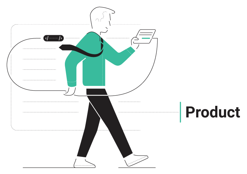 Product - the first p of marketing